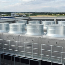 Hydro cooling systems